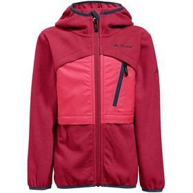 VAUDE Katmaki II Fleece Jacket Kids crocus